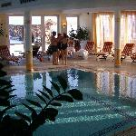  The Hotel Oswald pool