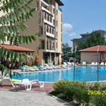 Photo of Rose Village Apartments Sunny Beach