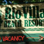 Foto de Rio Villa Beach Resort