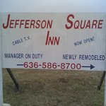 Jefferson Square Lodge resmi