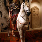 Roman cavalry rides into the Corinium Museum