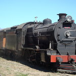Tren Historico a Vapor Bariloche