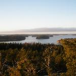The Archipelago from Nagu's highest point