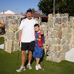 Hole in One competition at the 19th The Sohail Castle