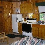  Kitchen in Cabin #29