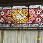  Stained Glass in the Parlor