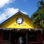 Entering Bob Marley Estate