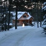 ภาพถ่ายของ Hunter Cove Cabins on Rangeley Lake