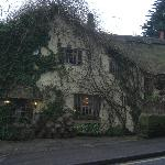 Wizards Thatch at Alderley Edge Foto