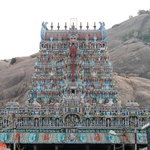 Thiruparamkundram - la gopuram