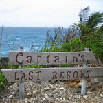 Captain&#39;s Last Resort
