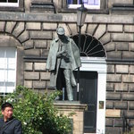 Sherlock Holmes Statue