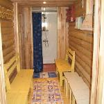  Sauna &amp; Basin area