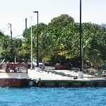 Water Island's Ferry Dock