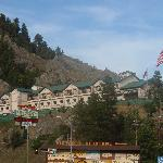 Mt. Rushmore's President View Resort resmi