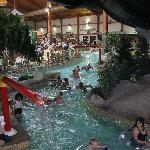Foto de Fort Rapids Indoor Waterpark Resort