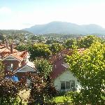 Mt Wellington From Rear Balcony