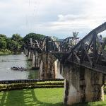 Bridge over River Kwai...visit