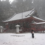 Nikko Futarasan Jinja Shrine