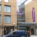 Bild från Premier Inn London King's Cross