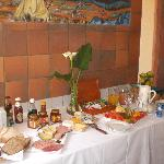  Frhstcksbuffet fr 2 Personen