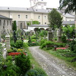 Petersfriedhof (St. Peter's Cemetery)