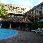  Hotel Pool and Bar