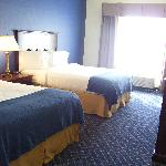 Foto van Holiday Inn Express Hotel & Suites Andrews