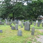 Salem old burying ground