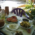 Local Cretan food was fantastic!