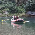 Rafting the Rangitikei