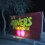 The front sign of Li'l Abner's