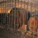 Wine cellar of Strasbourg city hospital Foto