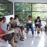 Anitas hostel has a sister spanish school: spanish and salsa classes and excursion and language