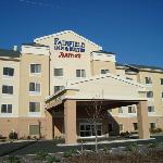 Fairfield Inn & Suites by Marriott Lake City resmi