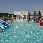 Foto van Grand Marquis Waterpark Hotel & Suites