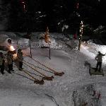 Alphorn on Thursday, followed by fireworks