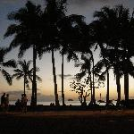 Waikiki Beach: A six minute walk from 419 Seaside!