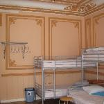 ten-bedded room