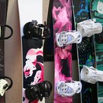 SheRide Snowboard Camp for Women