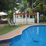  pool &amp; bbq area