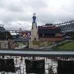  Gillette Stadium from the patio