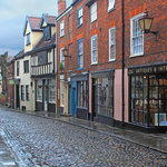 Elm Hill, Norwich.  No visit to Norwich would be complete without a visit here.  Don't forget to