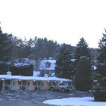  Twin City Motel in Winter
