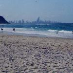  Palm Beach looking up to Surfers Paradise