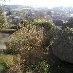 View of Lostwithiel from Tremont