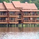 Kampung Air Water Chalets