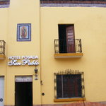  Hotel Posada San Pablo facade