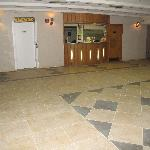 newly renovated floor