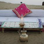 Photo de The Desert Resort (Rajasthan Desert Safari Camp)